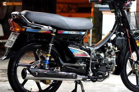 Honda Dream II Thai Lan do 'sieu an tuong' o Sai Gon - Anh 7
