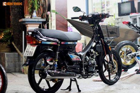 Honda Dream II Thai Lan do 'sieu an tuong' o Sai Gon - Anh 9