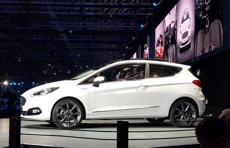 Soi 'anh song' Ford Fiesta 2017 vua ra mat tai Duc - Anh 10