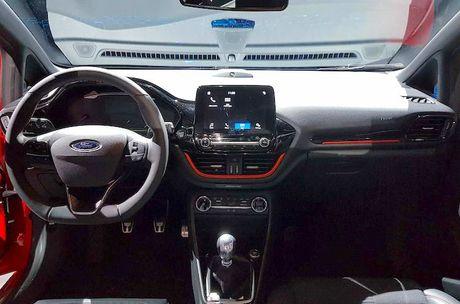 Soi 'anh song' Ford Fiesta 2017 vua ra mat tai Duc - Anh 6