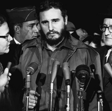 Su that thu vi it biet ve lanh tu Fidel Castro - Anh 1