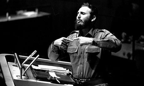 Su that thu vi it biet ve lanh tu Fidel Castro - Anh 3