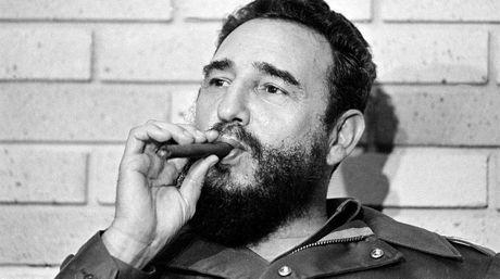 Su that thu vi it biet ve lanh tu Fidel Castro - Anh 4