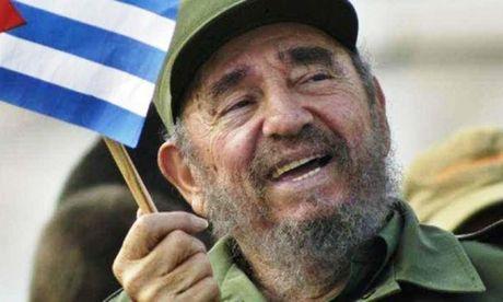 Su that thu vi it biet ve lanh tu Fidel Castro - Anh 5