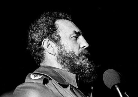 Su that thu vi it biet ve lanh tu Fidel Castro - Anh 8