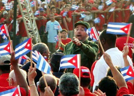 Su that thu vi it biet ve lanh tu Fidel Castro - Anh 9