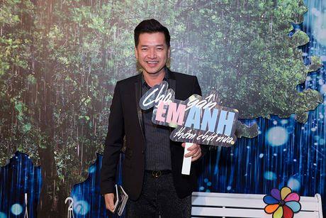 Vang Hong Dao, Quang Minh le bong ra mat phim moi - Anh 1