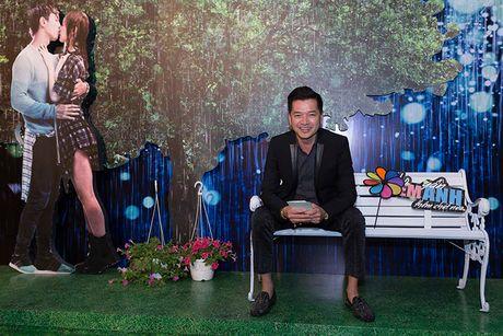 Vang Hong Dao, Quang Minh le bong ra mat phim moi - Anh 2