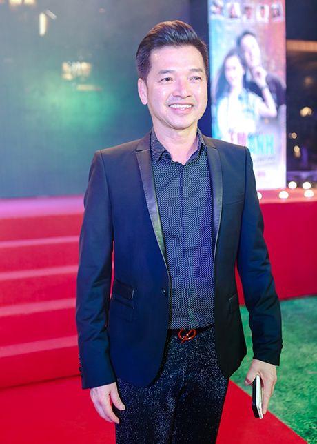 Vang Hong Dao, Quang Minh le bong ra mat phim moi - Anh 3