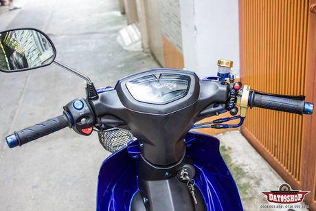 'Xe co' Yamaha Sirius do khung cua dan choi Sai Gon - Anh 6