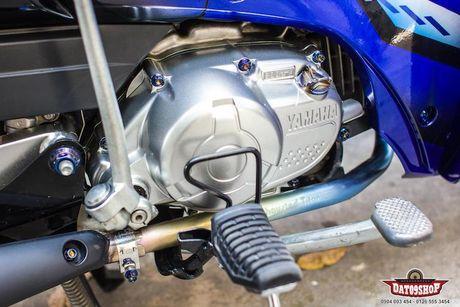 'Xe co' Yamaha Sirius do khung cua dan choi Sai Gon - Anh 8