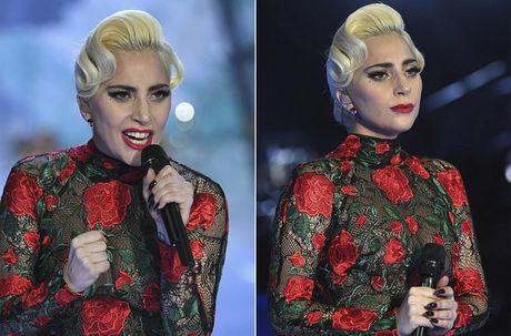 Lady Gaga quay tung trong show Victoria's Secret - Anh 6