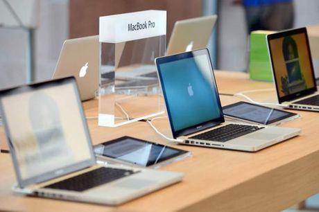 Apple cap nhat phan mem sua loi tren MacBook Pro 2016 - Anh 1