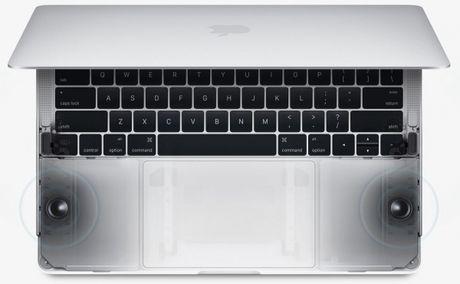 Apple cap nhat phan mem sua loi tren MacBook Pro 2016 - Anh 2