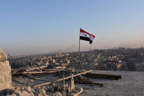 Phien quan Syria quyet khang cu toi cung - Anh 1