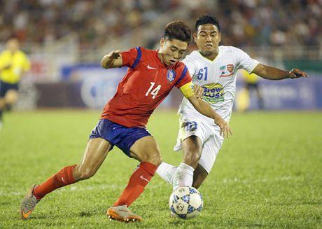 HAGL: Duc Luong noi got Xuan Truong den Han Quoc thi dau - Anh 4