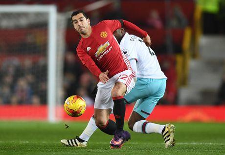 Mkhitaryan da tro thanh cau thu Mourinho muon - Anh 1