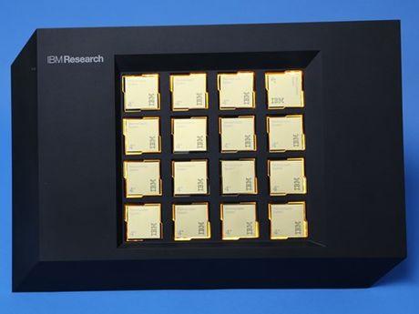 TrueNorth - chip mo phong nao cua IBM - Anh 1