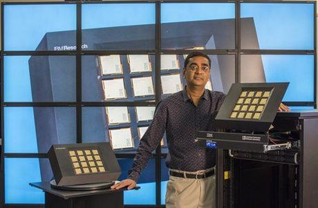 TrueNorth - chip mo phong nao cua IBM - Anh 2