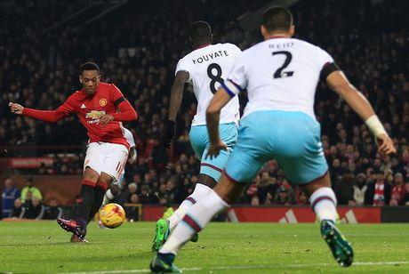 Arsenal thua soc, Man United vao ban ket Cup Lien doan - Anh 6