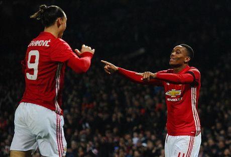 Arsenal thua soc, Man United vao ban ket Cup Lien doan - Anh 8