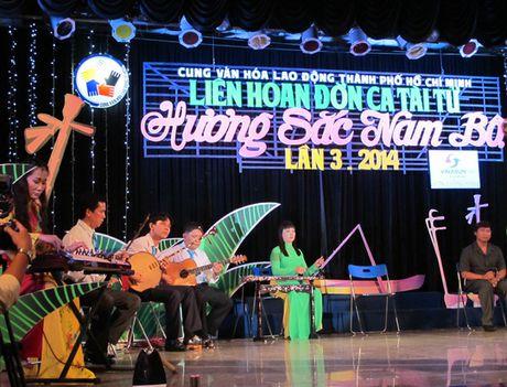 San choi cho CNVC-LD dam me cai luong - Anh 1