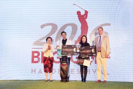 Ngay hoi golf Hanoi Golf Festival 2016 trao thuong - Anh 1