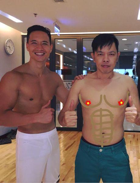 Sao Viet 1/12: Midu sexy nhan giai o Han Quoc, Bao Thy moi den ca tinh - Anh 3