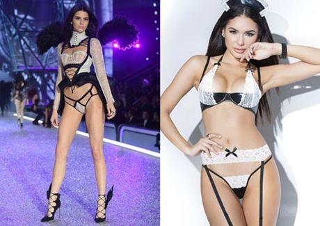 Noi y show Victoria's Secret bi so voi hang mua tren mang - Anh 1