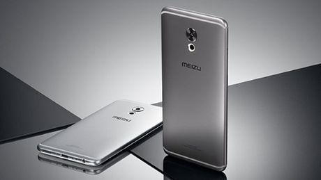 Bo doi smartphone Meizu ra mat gay bat ngo lon - Anh 1