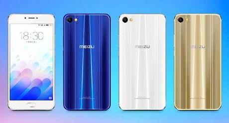 Bo doi smartphone Meizu ra mat gay bat ngo lon - Anh 2