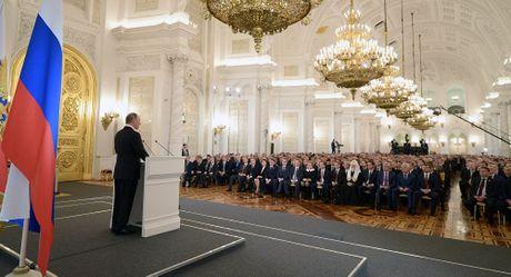 Thong diep Lien bang cua Putin qua cac thoi ky co gi dac biet? - Anh 1