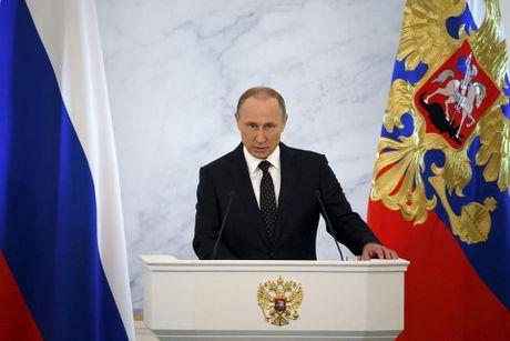 Tong thong Putin: Hop tac Nga –My la can thiet cho loi ich cua toan the gioi - Anh 1