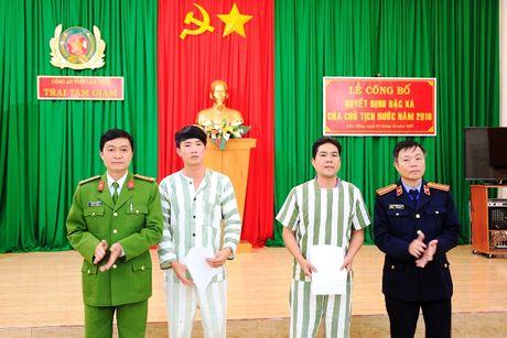 Cong an Lam Dong cong bo Quyet dinh dac xa cua Chu tich nuoc - Anh 2