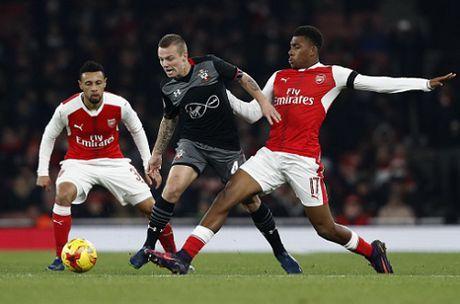 Arsenal - Southampton: Hai cu ra don chi mang - Anh 1