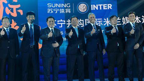 Inter mo Dream Team Nam My voi Messi, Sanchez, James - Anh 2