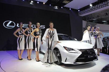 Lexus RC Turbo chot gia gan 3 ty tai thi truong Viet co gi hay? - Anh 1