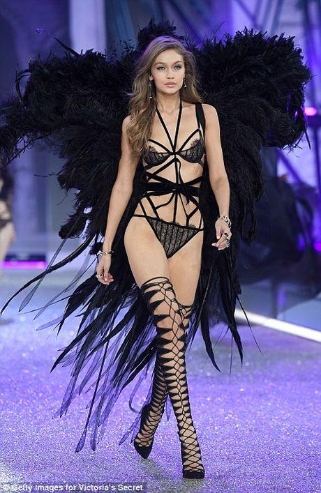 Dan thien than noi y Victoria's Secret 2016 long lay, nong bong - Anh 14