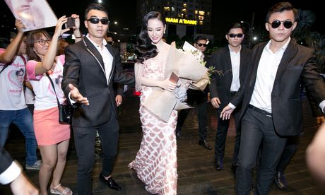 Angela Phuong Trinh duoc hang chuc ve si ho tong - Anh 1