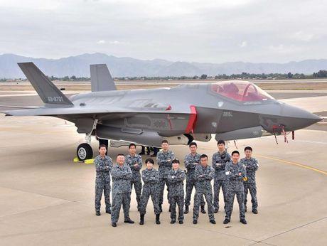 My bat dau huan luyen cho phi cong Nhat Ban lai F-35 - Anh 1