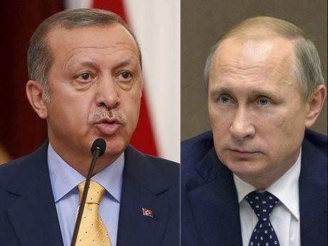 Tong thong Erdogan doi muc tieu tai Syria sau dien dam voi ong Putin - Anh 1