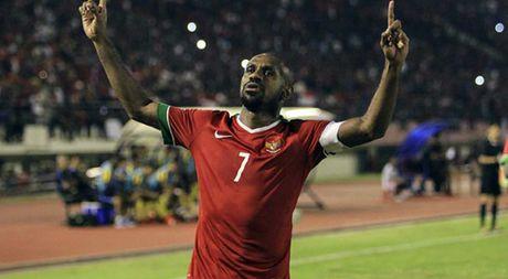 AFF Cup 2016: Indonesia don tin du truoc tran ban ket voi Viet Nam - Anh 1