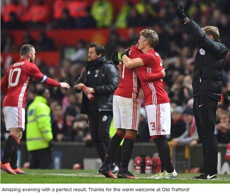 Mkhitaryan len tieng khi xuat sac nhat tran, Schweinsteiger tai xuat sau 8 thang - Anh 2
