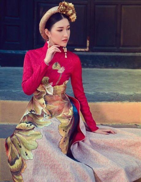 Bat ngo dung nhan hien tai cua co gai dep nhat Hoa hau Viet Nam 2016 - Anh 10