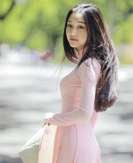 Bat ngo dung nhan hien tai cua co gai dep nhat Hoa hau Viet Nam 2016 - Anh 3