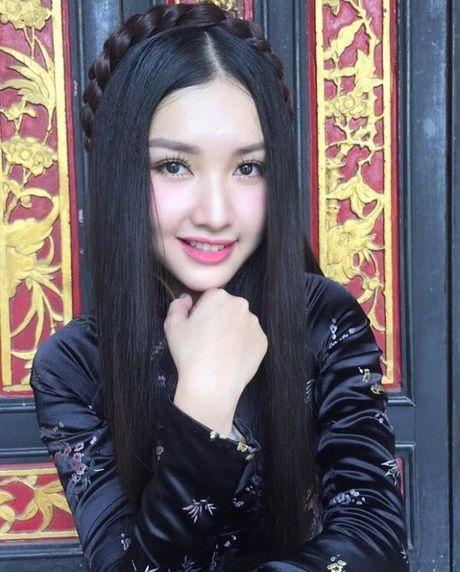 Bat ngo dung nhan hien tai cua co gai dep nhat Hoa hau Viet Nam 2016 - Anh 6