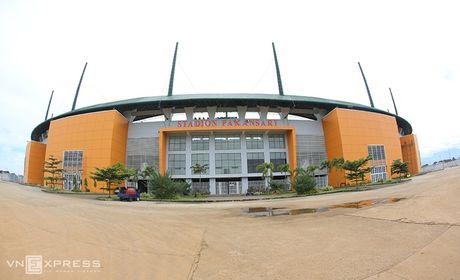 AFF Cup 2016: San dau ngon ngang truoc tran Indonesia - Viet Nam - Anh 2
