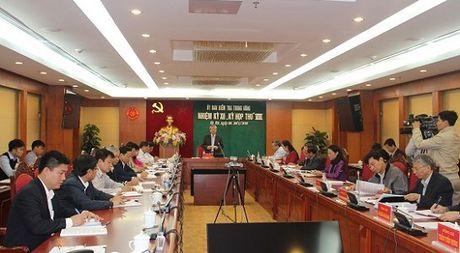 7 can bo cao cap bi ky luat do lien quan sai pham cua Trinh Xuan Thanh - Anh 1