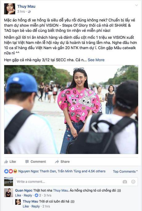 Hang ngan fashionista dien trang phuc hong toa sang tai 'VISION -Steps of Glory' - Anh 2