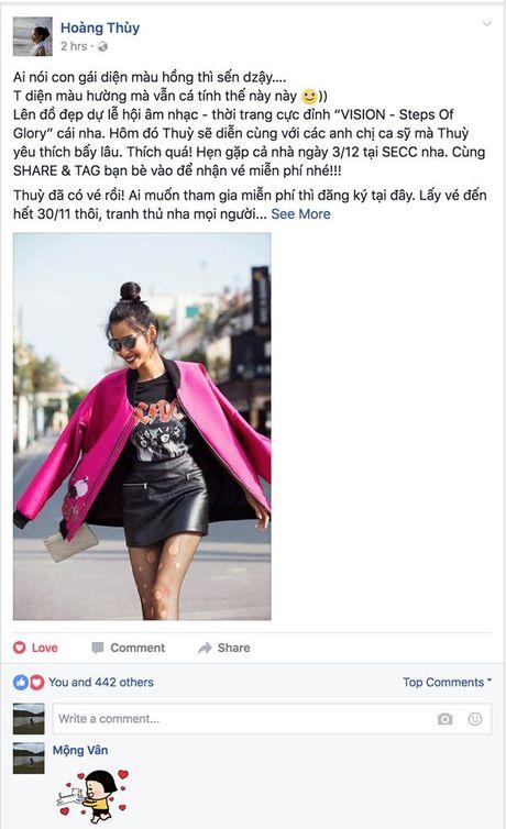 Hang ngan fashionista dien trang phuc hong toa sang tai 'VISION -Steps of Glory' - Anh 5